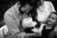 Family photo session, NC