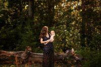 Family photo session, Davidson, NC