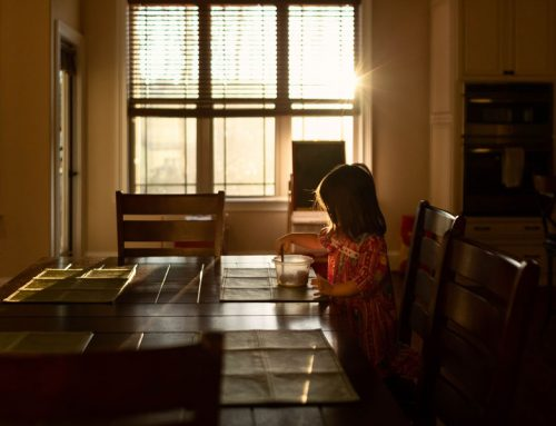 5 Tips For Photographing Your Children Indoors