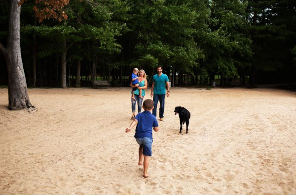 Lifestyle family photos, Huntersville, NC