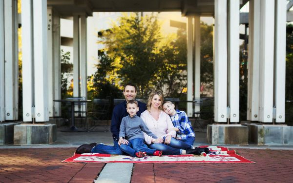 Lifestyle family photography, Charlotte, NC